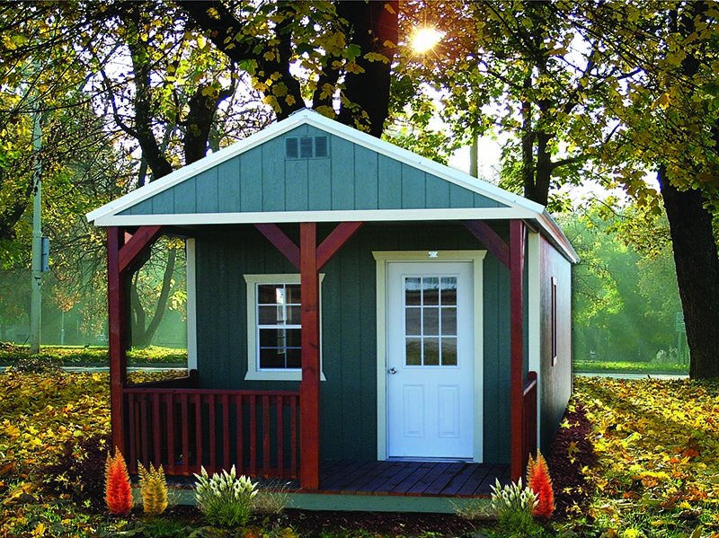 Cabins Tiny Houses Portable Buildings Startec