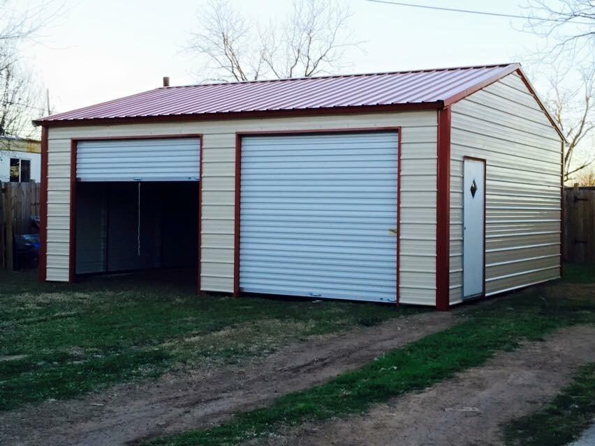 Metal Buildings – Carports Portable Storage Buildings ...