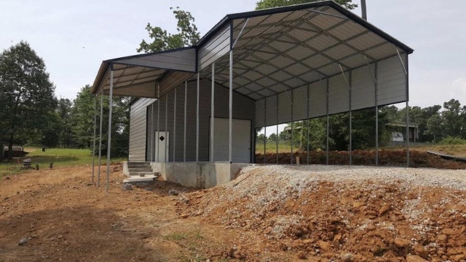 Rv Covers Carports Portable Storage Buildings San